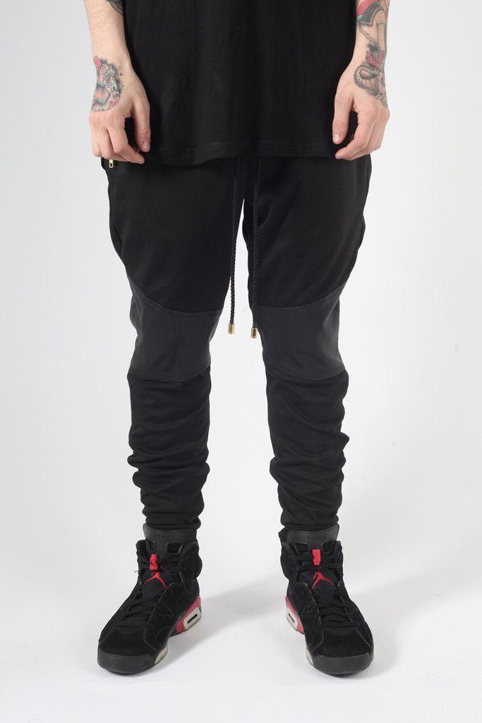 Pin By Machus On Men S Fashion Black Fashion Pants Mens Outfits