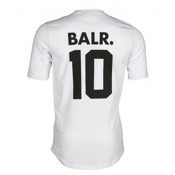 10 Shirt White - BALR.