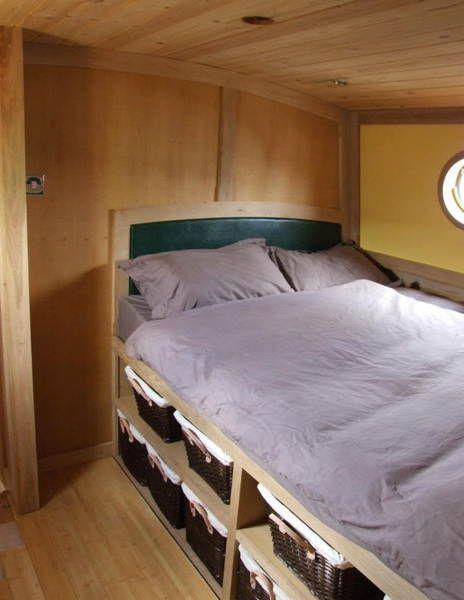 Under Bed Storage Idea