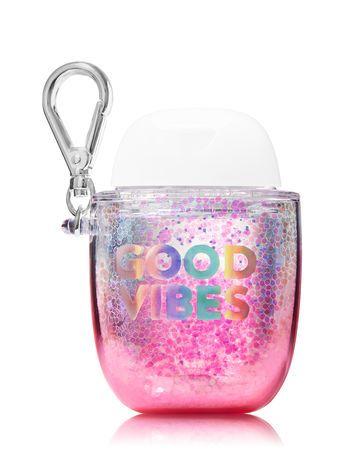 Good Vibes Pocketbac Holder Bath And Body Works Bath Body