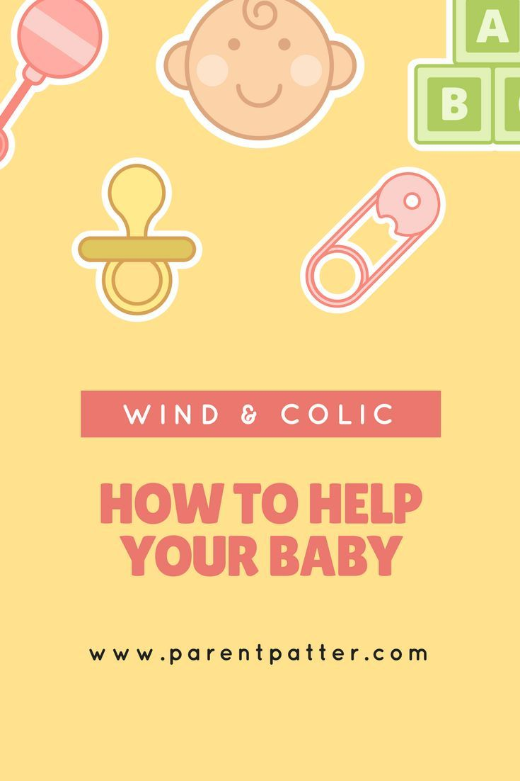 How to help with colic