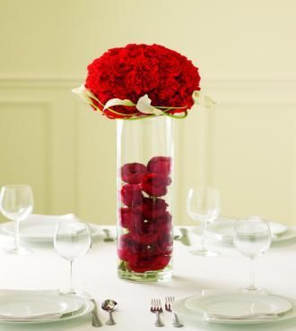 red wedding tables ... For a Reception Guide ... https://itunes ...