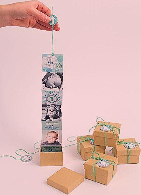 Photo of Geburtstagseinladung in der Box