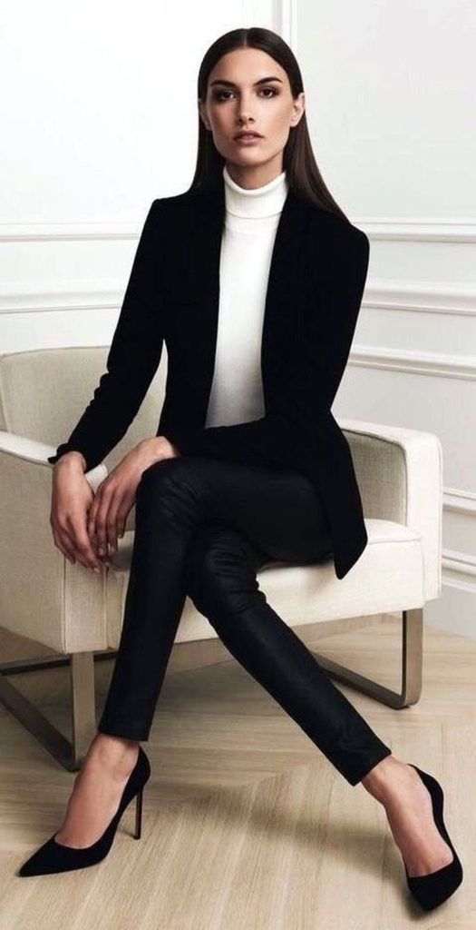 81 Inspiring Women Work Outfit Ideas That You Can Try In This Summer Idolover Com Classic Work Outfits Fashionable Work Outfit Chic Work Outfit