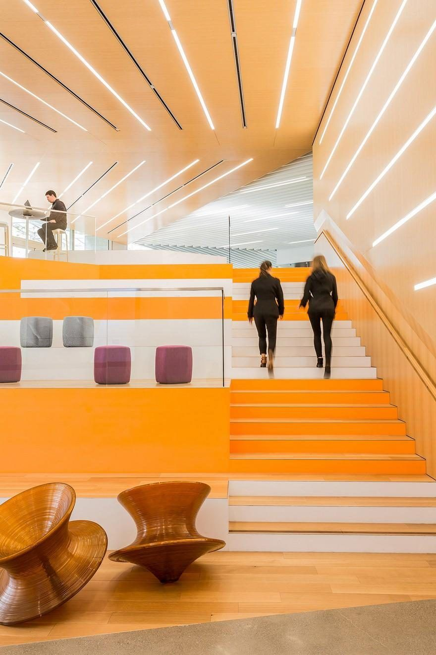 Office Room Design Software: Adobe Headquarters Renovation In San Jose / Gensler