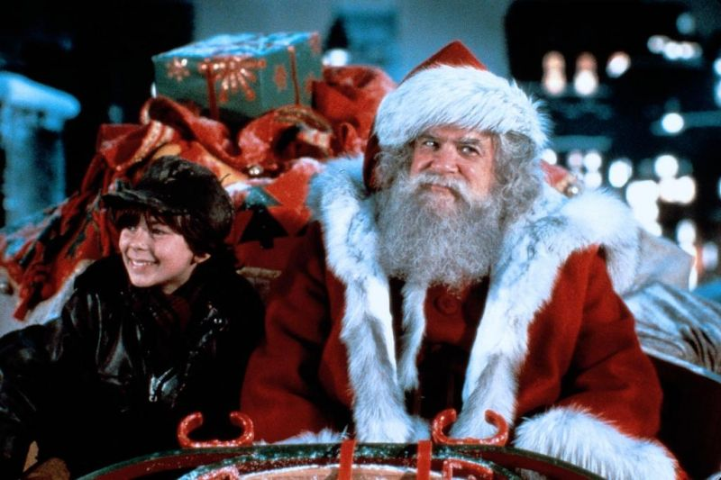 Santa claus movies from the 80s