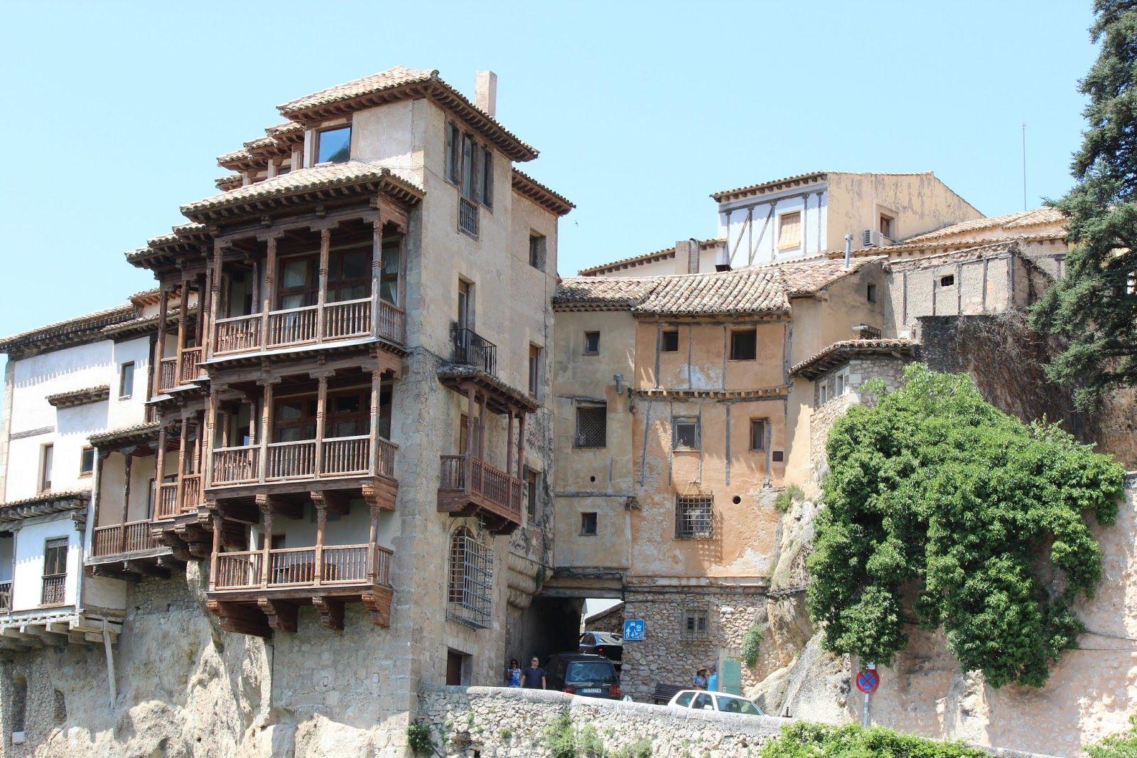 casas colgadas Cuenca Spain Andalusia spain, Andalusia