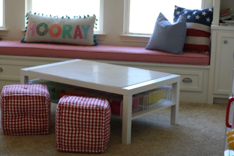 Ikea Hack Diy Lego Table Fancy Ashley
