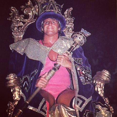 Owen Hart King of the Ring. | Wcw wrestlers, Wrestling stars, Wwe legends