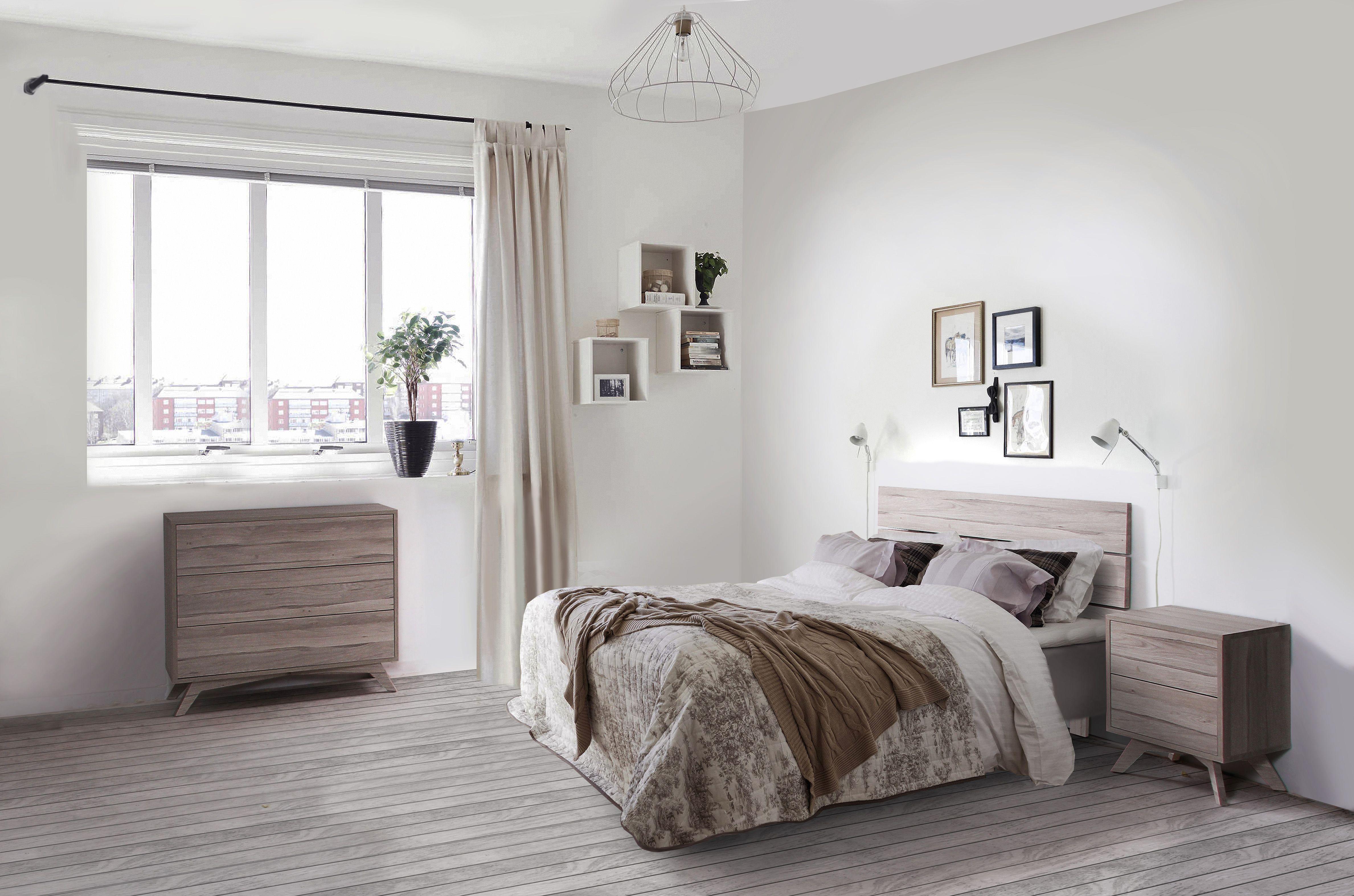 Dormitorio De Estilo N Rdico Http Www Aristamobiliario Es 15  # Portobello Muebles