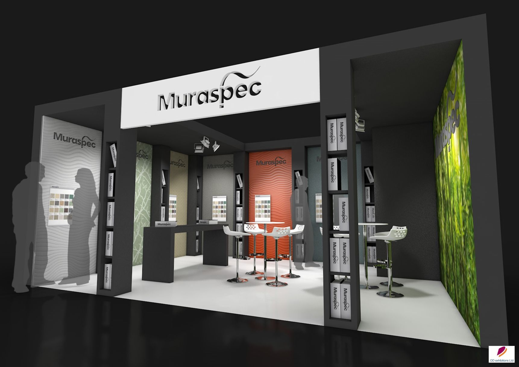 Interior Design Exhibitions 2014 exhibition stand design: stand design created for muraspec for