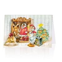 adventskalenderkarten lustig online bestellen weihnachtskarten 2016 2017 pinterest. Black Bedroom Furniture Sets. Home Design Ideas
