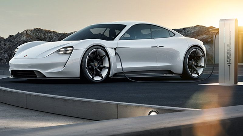 More Than Half Of New Porsches Electric From 2025 Next Up An Suv Porsche Taycan Mission E Best Electric Car