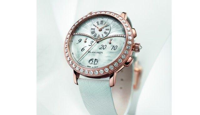 Blancpain Chronograph Grande Date #luxus #luxury #nobelio #luxusuhr #luxurywatch #blancpain