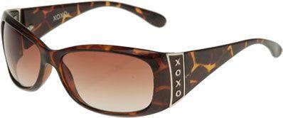 bc9aea0555 XOXO Monaco Emblem Sunglasses (Brown Tortoise)