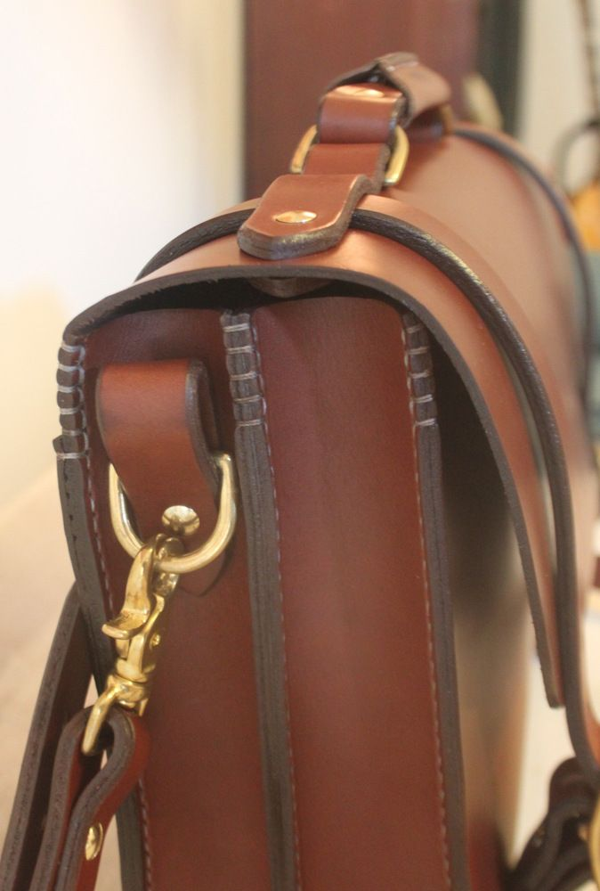 sawyer cabinet co bag | The Sawyer Cabinet Co. — No. 2 Briefcase ...