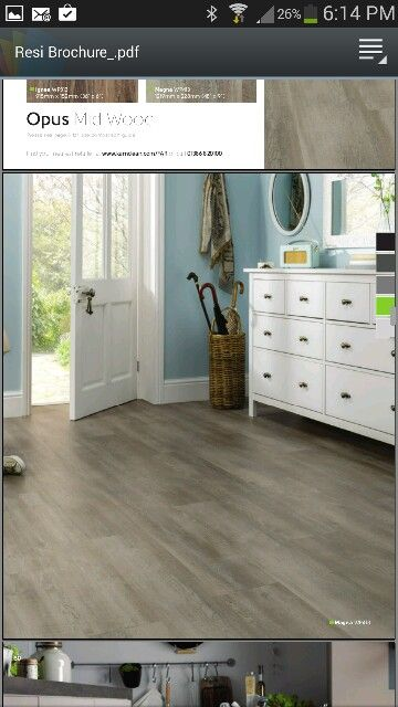 smart looking wood effect laminate flooring for kitchen