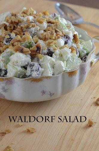 Waldorf Salad Recipe Cool Whip