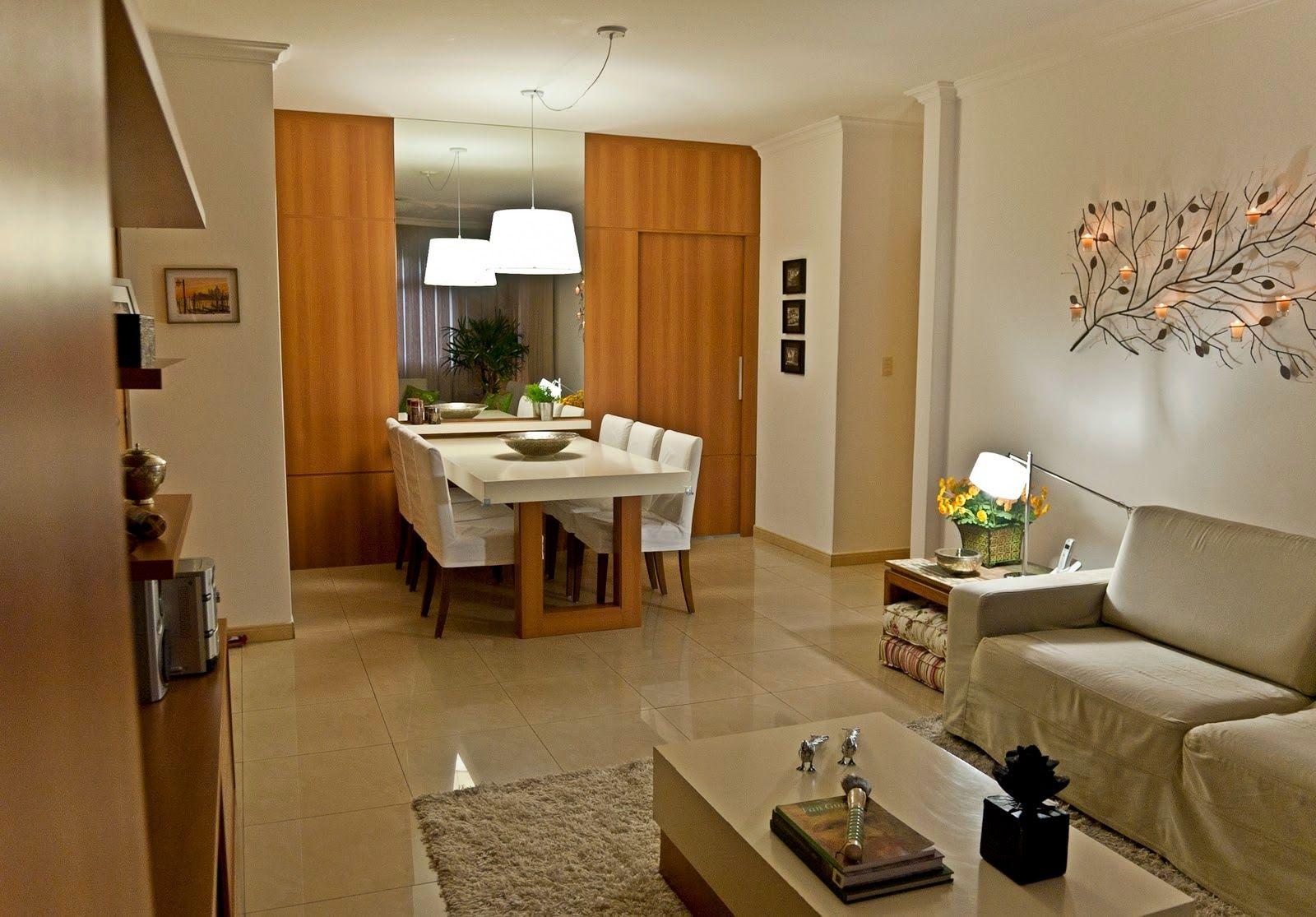 Meu Mini Ap Dica Aprendendo A Utilizar Melhor O Espa O Da Sala  -> Lustre Para Sala De Apartamento
