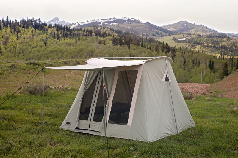 Springbar Highline 6 Tent - Springbar Tents & Springbar Highline 6 Tent - Springbar Tents | Camp Trailer ...