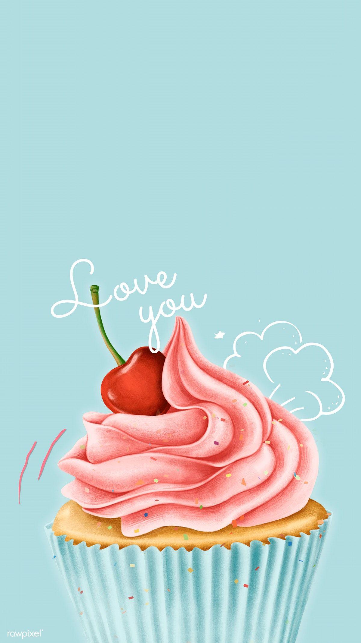 Graham Brown Pastels 30 236 Cupcake Contour Wallpaper Cupcakes Wallpaper Wall Candy Wallpaper