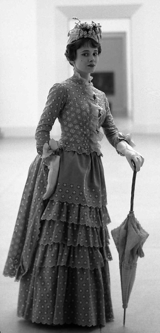 House of Worth | Morning dress | French | The Met