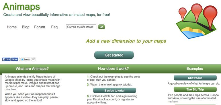 10 Free Tools For Creating Your Own Maps
