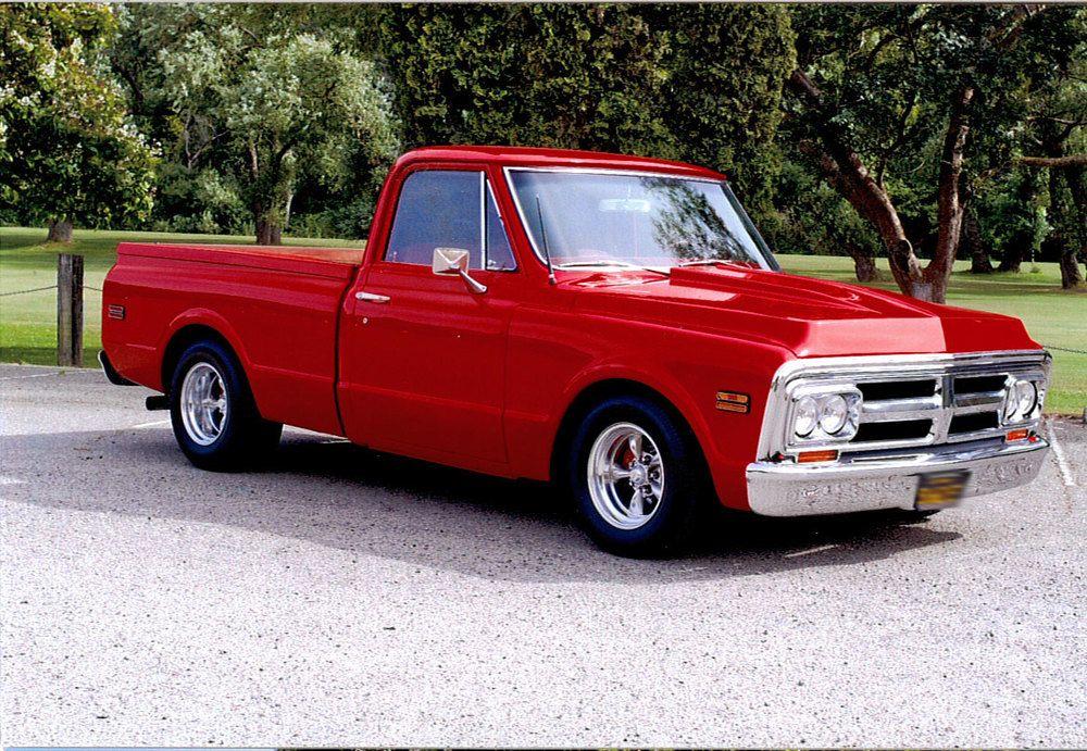 Jack Helms 1969 Gmc Chevy Pickup Trucks Vintage Trucks Chevy
