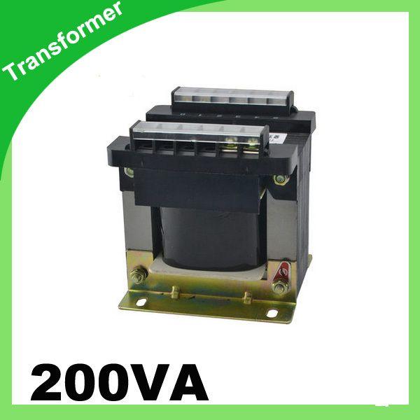 380v 220v Input Control Transformer 6 3v 12v 24v 36v Output Bk 200va Small Transformer Toroidal Transformer Transformers Electricity