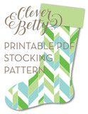 PDF Stocking Pattern $8