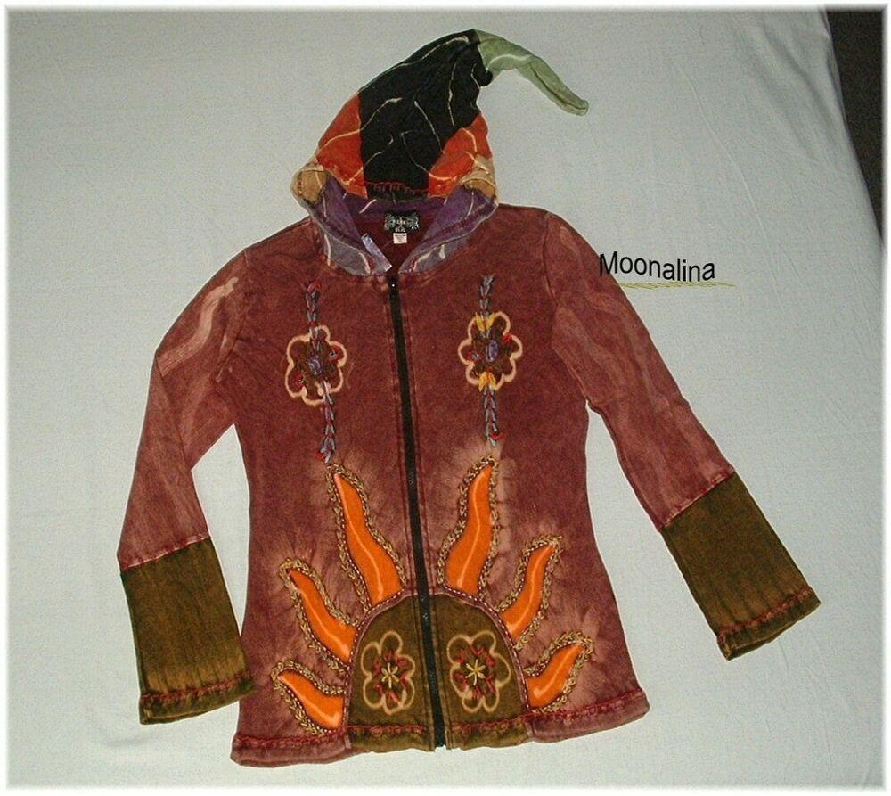 Pin On Hippie Boho Kleidung Und Deko Von Moonalina