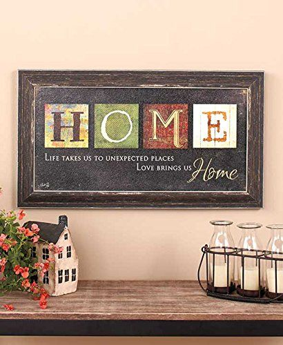 Americana Wall Decor Plaques Signs Home Country Primitive Americana Inspirational Wall Art Rustic