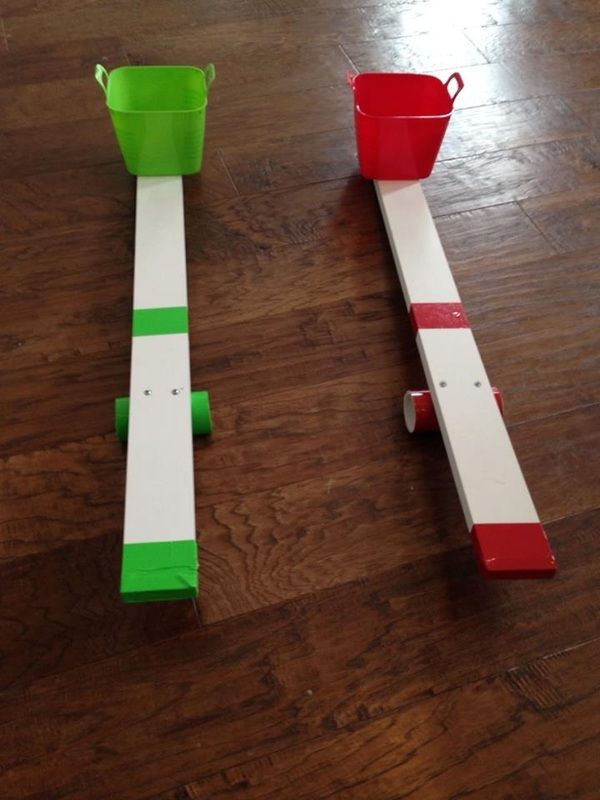 Catapult Craft For Kids: DIY Catapult For Kids Play