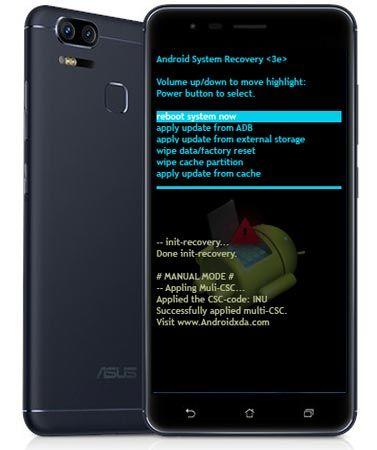 Asus Zenfone V V520KL Modes Respective Keys | Root Android | Pinterest