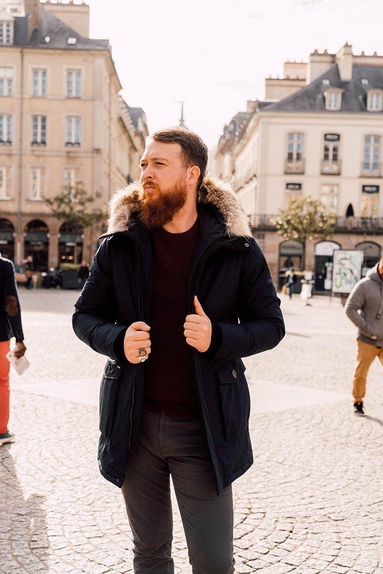Épinglé sur Manteaux pour homme