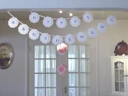 Happy Engagement Sign