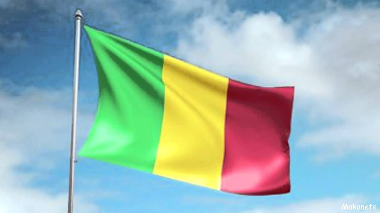Pin By Small World On The Republic Of Mali Pinterest - Mali flags