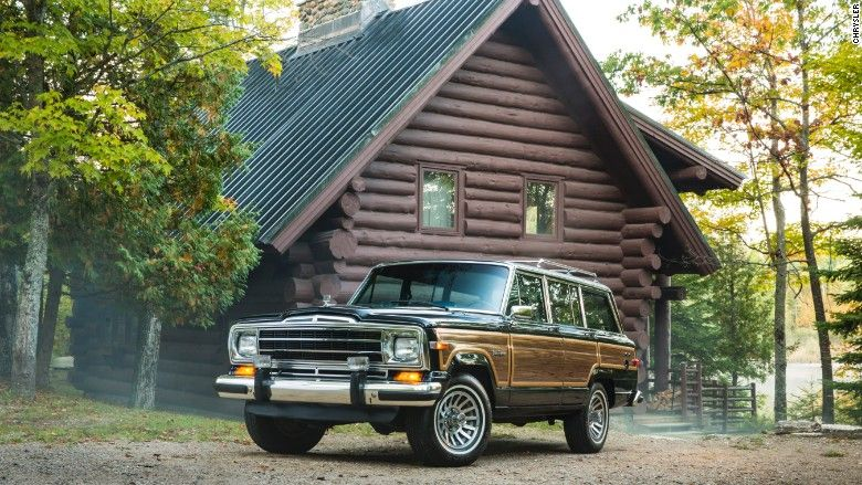 Ford Bronco And Jeep Wagoneer Classic American Suvs Make A Come