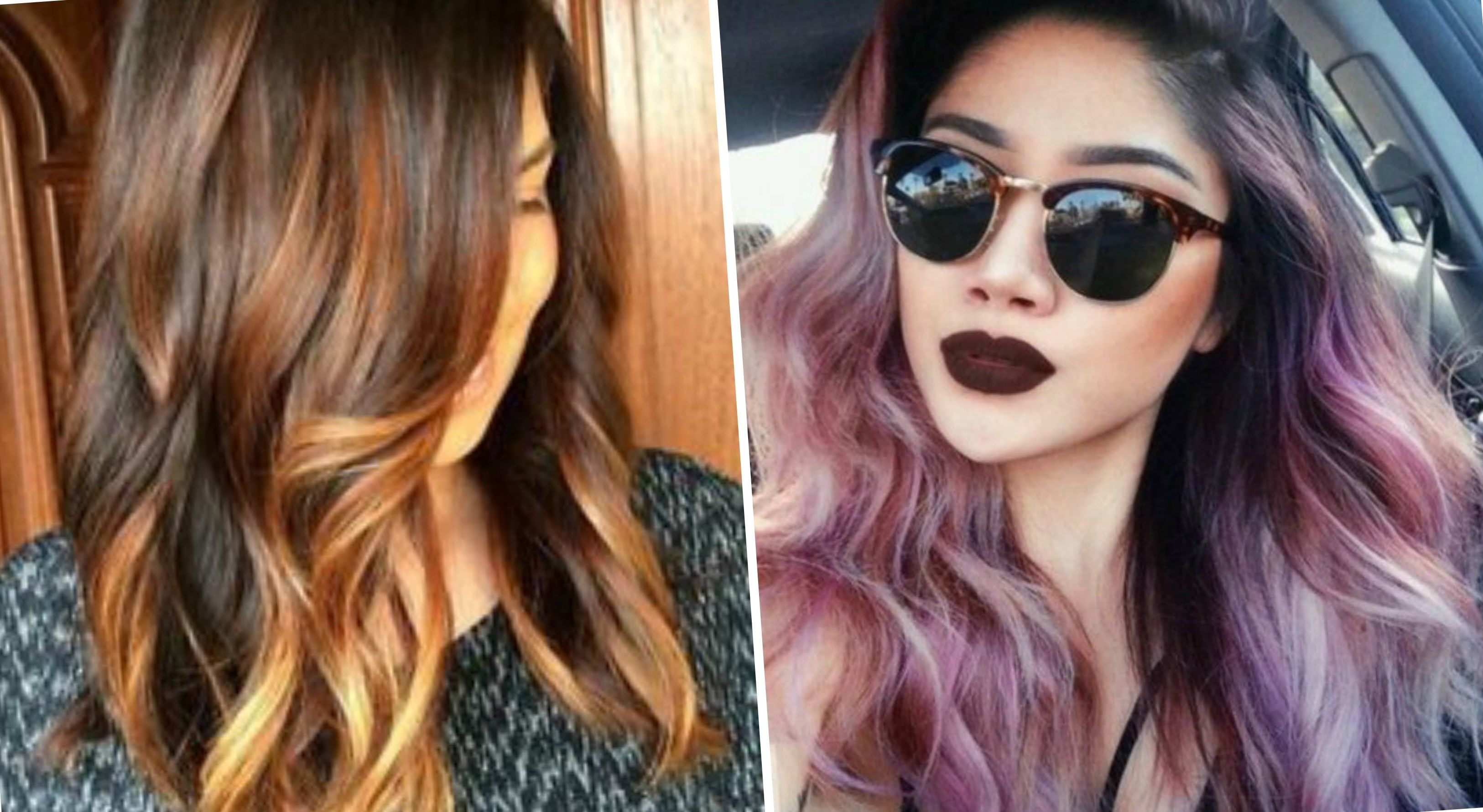 New Hair Dye Styles: Pin By Anna Wise On New Hair Ideas 2016-2017