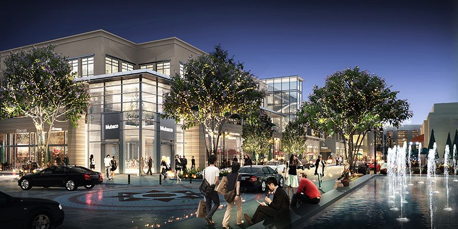 Dense, Walkable Urbanism Drawing Corporate Offices to