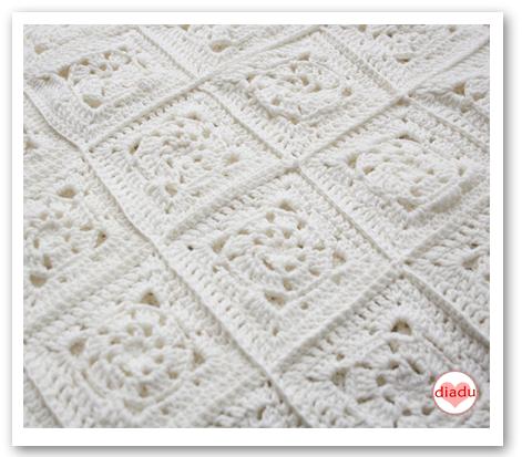 granny decke crochet crochet. Black Bedroom Furniture Sets. Home Design Ideas