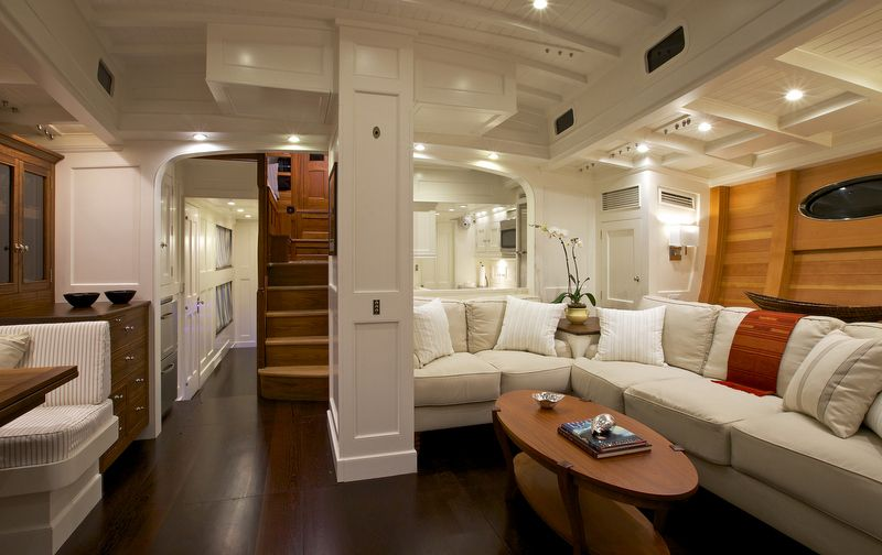 Google Searchqliveaboard Trawler Interiors