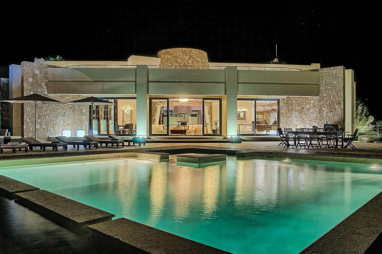 Villa Sunset Deluxe San Jose Spain Luxury