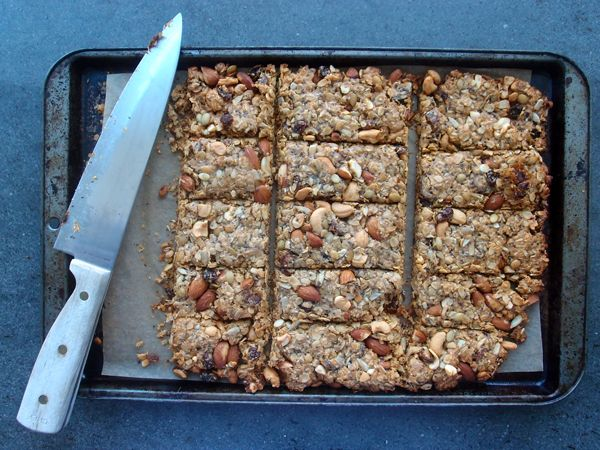 Project: DIY Energy Bars - Wassner Twins - #athletefood