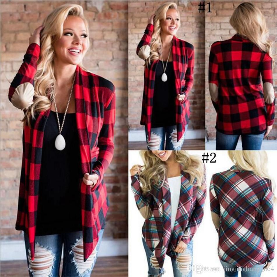 Flannel cardigan womens  Image result for plaid cardigans  Cute Outfits  Pinterest  Shirts