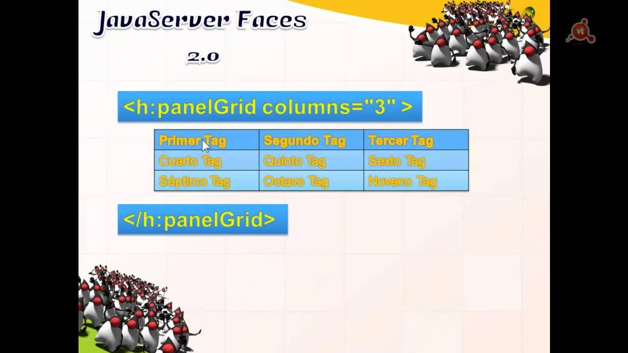 08.- Curso de Java EE. Creación de web usando Java Server Faces 2.0