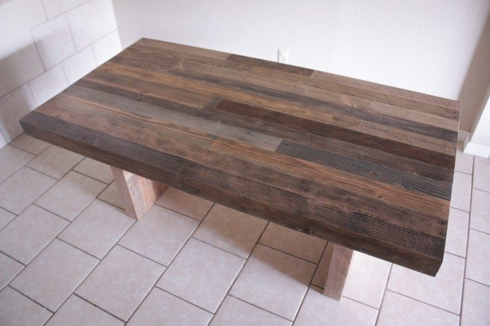 Knockoff West Elm Emmerson Dining Table Diy Dining Table Dining