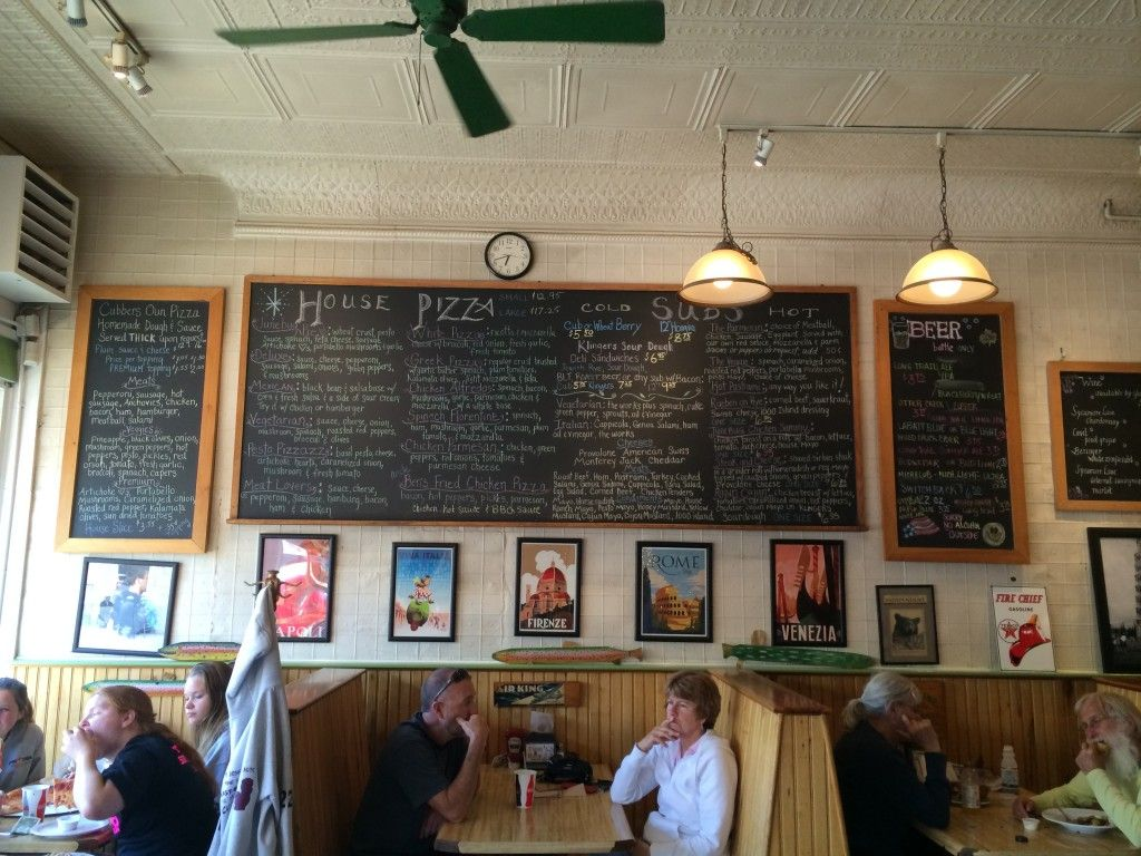 Cubbers Pizza a downtown Bristol tradition, and