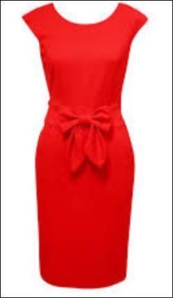 Joseph Ribkoff | Dress | Red
