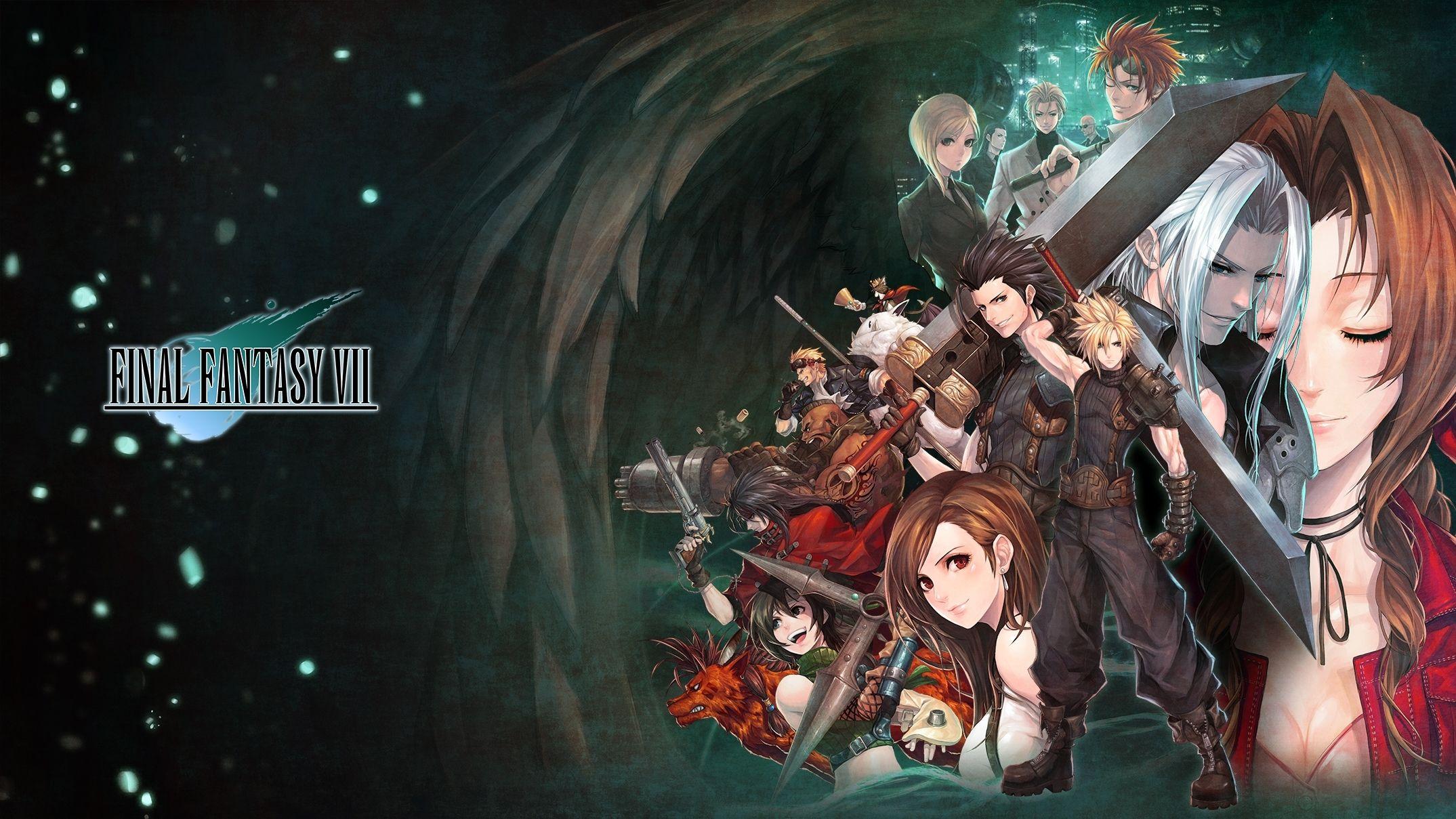 Pin By Iv Tovar On Fondos De Pantalla Android Final Fantasy